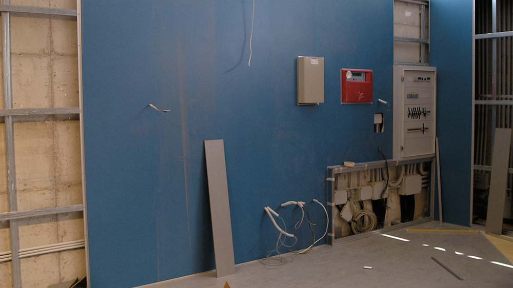 Rivestimento pareti e isolanti acustici