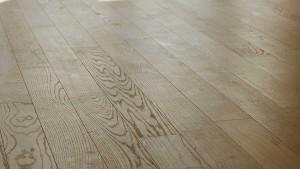 Pavimenti in legno spazzolato